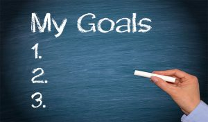 learning how to set goals