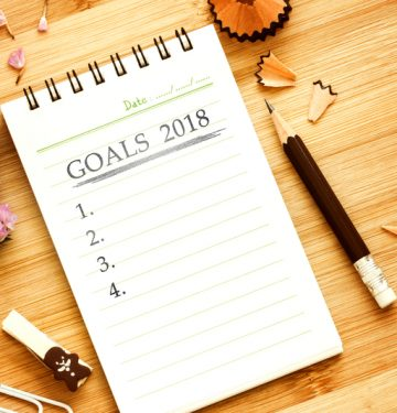 Setting Goals for a Self Change Program