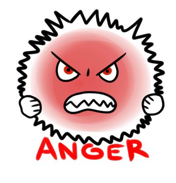 Working on Anger – A Case Study